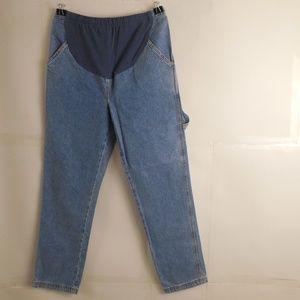 5180...Motherhood Straight leg Jeans Size Medium